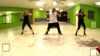 Sacudete- Nico Voz ft Rene Arias Zumba