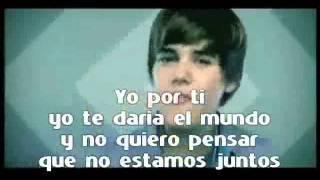 Justin Bieber   Baby  (audio en español latino) traduccion oficial de justin bieber