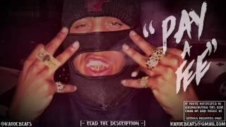 """FRosTydaSnowmann x Drakeo The Ruler x Almighty Suspect Type Beat 2016 - """"Pay A Fee"""" @Kayoebeats"""