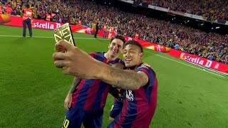Neymar's 2014-15 Season Review • HD (Part 3)