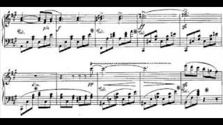 Mendelssohn - Lieder ohne Worte op. 30 nº 6