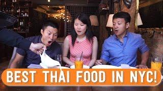 Best Thai Food In New York City