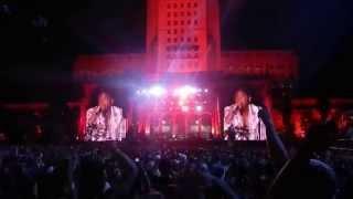 KENDRICK LAMAR - M.A.A.D. CITY HALL - LIVE @ LA CITY HALL - 8.30.2014