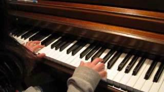 Insomnia (korean version by Wheesung) - Piano Cover