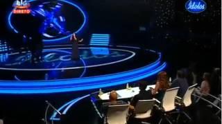 O Sopro do Coração - Débora Teixeira (Acappela) | Idolos 1ª Gala