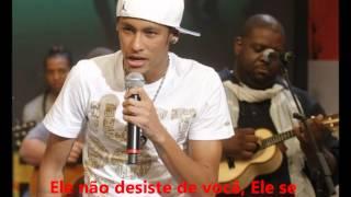 """Homenagem a Neymar-  """" Ele Não Desiste De Você """""""