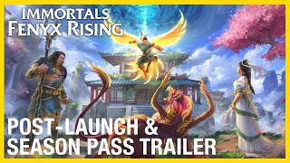Immortals Fenyx Rising: A New God Release Date Set for Late January