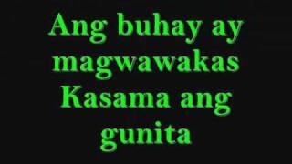 magpakailanman by rocksteddy with lyrics