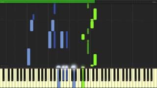 Madeon - You're On ft. Kyan (Piano Cover) | Synthesia