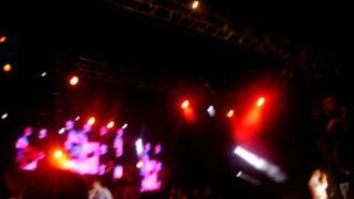 concierto en la playa de andy y lucas (algeciras)