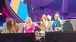 Spice Girls - Chat 2 (Live In Dublin - SpiceWorld Tour 2019 - 4K)