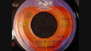 SOUL -  A Shell Of A Woman by Doris Allen