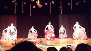 Espetáculo Mistérios do Oriente Studio Aida Gamal - Dança com Véus