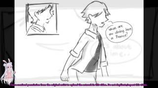"""Felix Is Back: You Look Familiar"" - Miraculous Ladybug Comic Dub"