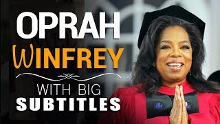 Learn English | Oprah Winfrey