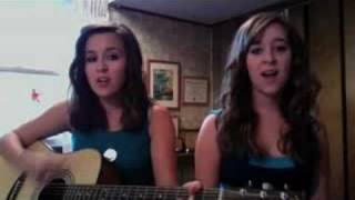 "Taylor Swift ""Our Song"" by Megan and Liz"