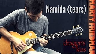 Marty Friedman - Namida (Tears) guitar cover