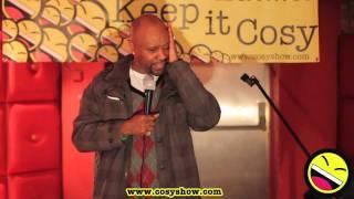 Tony Woods - Cosy Comedy - Australia