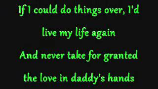 holly dunn  daddys hands