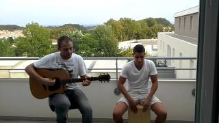 Stand by me - Acoustic Cajon & Folk