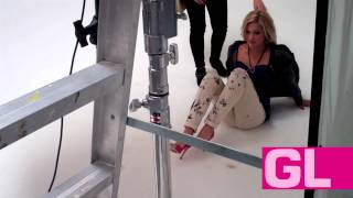 Behind the scenes: Olivia Holt's cover shoot for Girls' Life magazine!