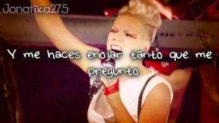 Pink - True Love (Traducida al español)