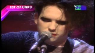 """the cure- """"lullaby"""" (live mtv unplugged)"""