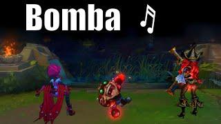 BOMBA - Paródia League of Legends