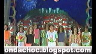 Onda Choc - Vamos Pintar o Mundo 1989