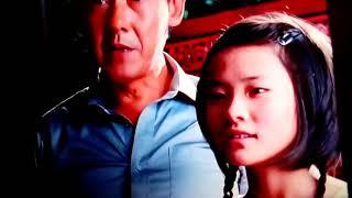 Karate kid: Dre habla en chino