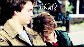 Ed Sheeran- All Of The Stars- Music Video (the fault in our stars)