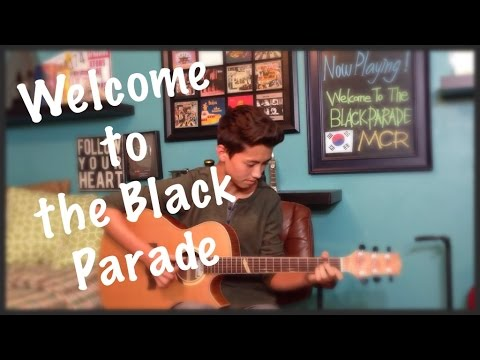 Welcome To The Black Parade - My Chemical Romance - Fingerstyle ...