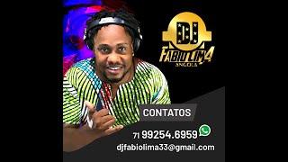 Noite Africana com Dj Fabio Lima Angola.