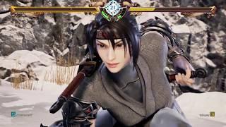 Soul Calibur VI - Taki Vs Geralt Casual Matches