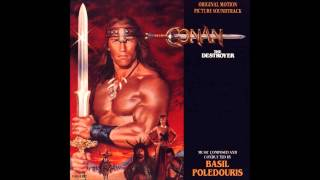 Conan the Destroyer Theme Song