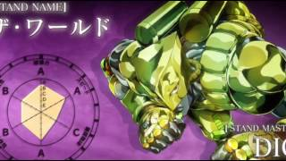 [JoJo] Za Warudo Sounds effect - Time stops and resumes