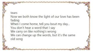 Javier - Song for Your Tears Lyrics