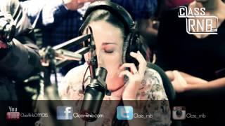 H Magnum feat. Kenza Farah - Une larme (Live Skyrock)