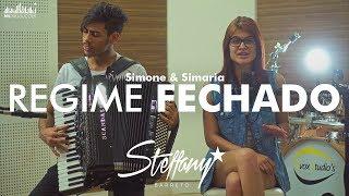Regime Fechado - Simone & Simaria (Cover por Steffany Barreto) [4K]