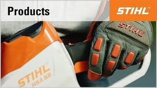 Cordless power: STIHL at the touch of a button
