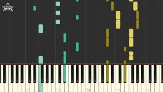 방탄소년단 (BTS) - I Need U Piano Tutorial
