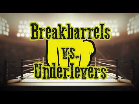 Video: Insyder Insyght: Breakbarrel Air Rifles vs Underlever Air Rifles   Pyramyd Air