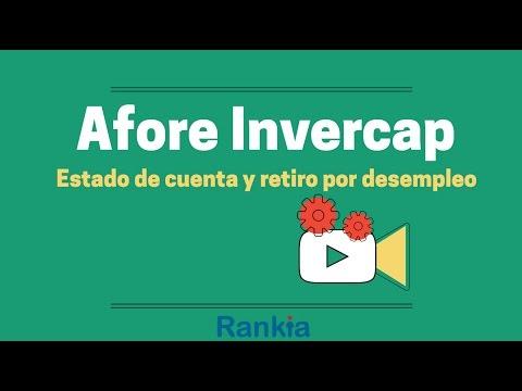En el siguiente video aprenderemos a consultar el estado de cuenta y solicitar el retiro por desempleo en Afore Invercap.