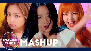 APINK/BLACKPINK - I'M SO SICK/AS IF IT'S YOUR LAST MASHUP [IMAGINECLIPSE]