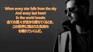 洋楽 和訳 Robin Schulz feat. James Blunt - OK