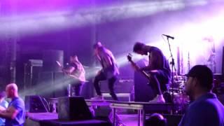 Upon A Burning Body - Already Broken LIVE Corpus Christi Tx. 11/26/16
