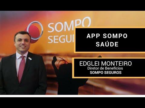 Imagem post: Aplicativo Sompo Saúde