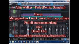 Faded - Alan Walker Gamelan Remix Version (Studio One3)