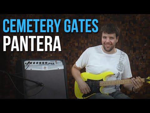 Pantera - Cemetery Gates