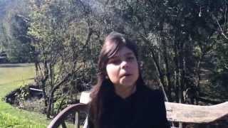 Abraça o mundo - Chiquititas - Luiza Udovic Bassegio